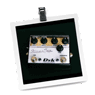 The SilverTop :: Dual function Vibe / Overdrive pedal